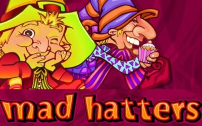 Win Free Spinning with Mad Hatter Casino